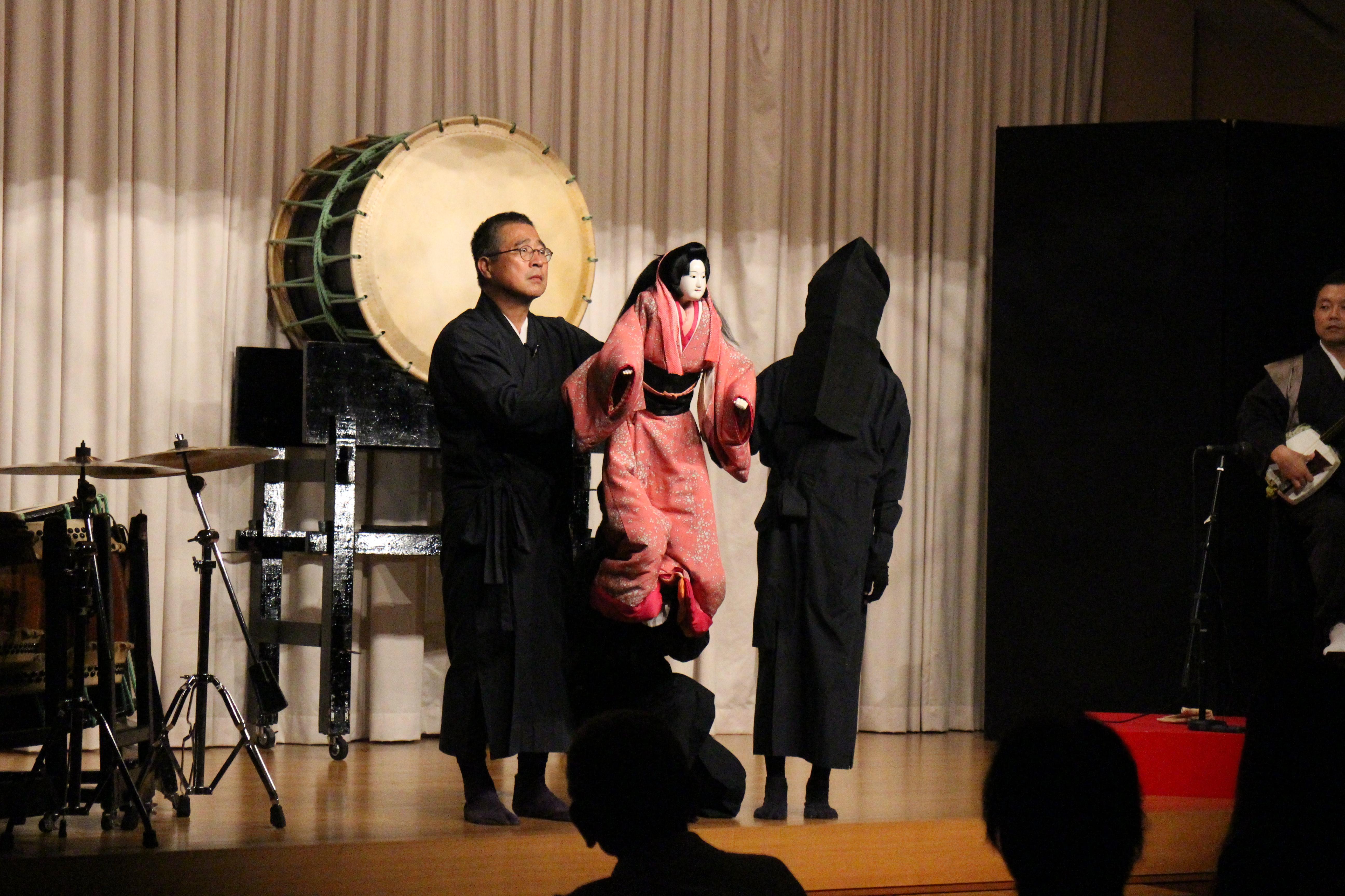 祖谷平家まつり月間 浄瑠璃秘境公演